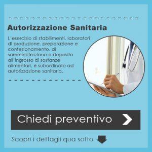 Autorizzazione sanitaria