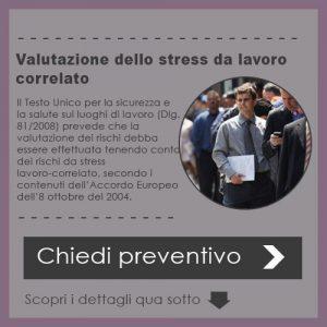 Valutazione dello stress da lavoro correlato